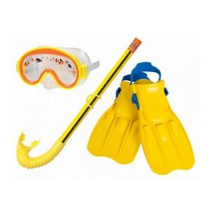 Набор для плавания Intex 55954 гипоалергенный Желтый (int55954-1)