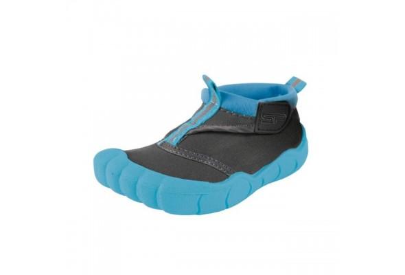 Аквашузы детские Spokey Reef GB 27 Серый с голубым (s0438)