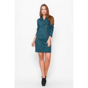 Платье Jill 26871-12 46 Темно-изумрудный