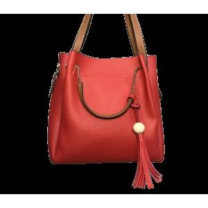 Женская сумка Appi Красная (SL1656_2)