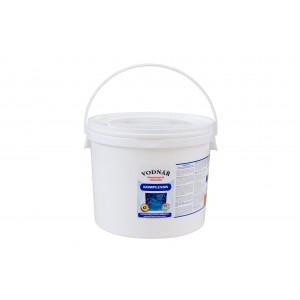 Засіб для обробки води в бассейнах VODNAR Аквакомплекс 5 кг