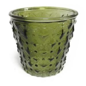 Подсвечник декоративный  J-line Зеленый (49152)