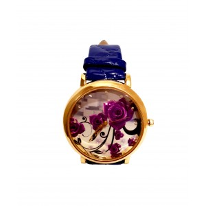 Часы женские CFTY Синие (ФС-0032)