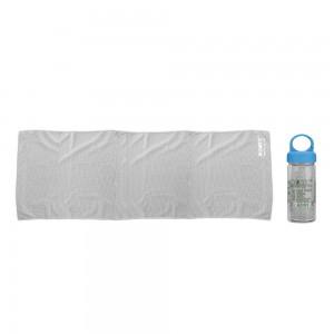 Охлаждающее полотенце ROMIX Серое (RH24-0.9GR)