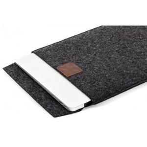 Чехол-конверт Gmakin для Macbook Pro 13 New Темно-серый (GM17_13New)