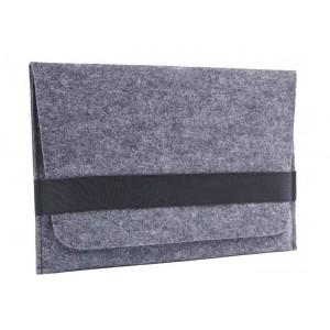 Войлочный чехол-конверт Gmakin для Macbook Air/Pro 13.3'' горизонтальный (GM14)