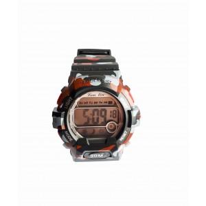 Электронные часы LanLin Черные (SP-0325B)