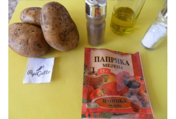 Как сделать картофельные чипсы дома