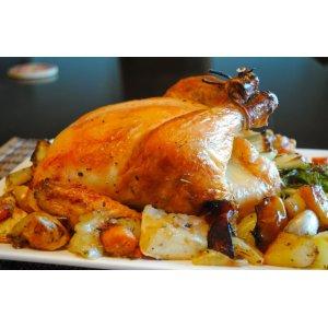 Курица в микроволновке, как приготовить быстро и вкусно