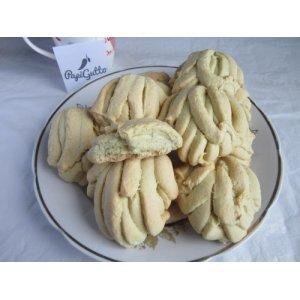 Печиво через м'ясорубку