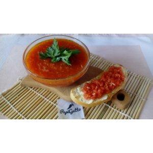 Аджика з помідорів на зиму