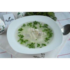 Чихіртма (грузинський курячий суп)