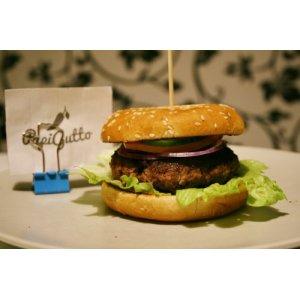 Гамбургер у домашніх умовах
