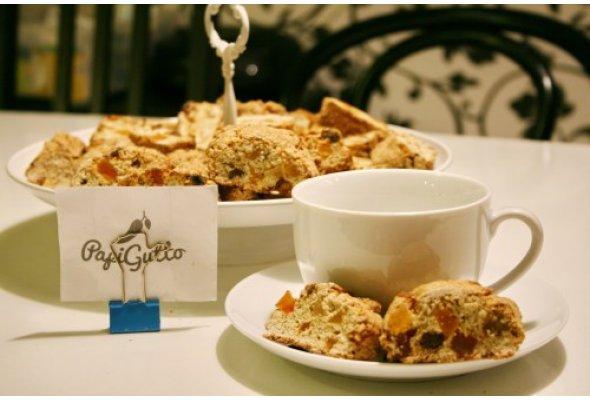 Итальянское печенье кантучини