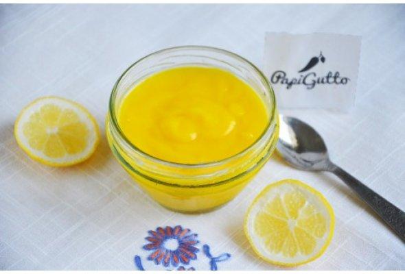 Лимонный курд (крем)