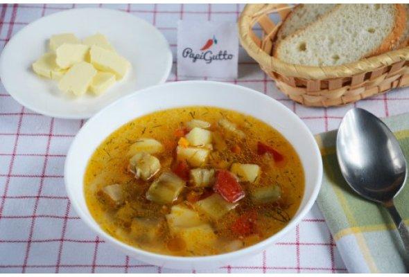 Как приготовить сырный суп пошаговый рецепт