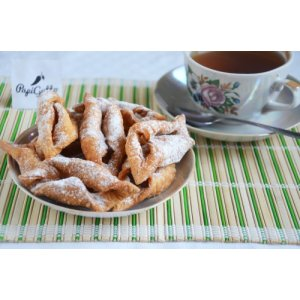 Печенье хворост (хрустики)