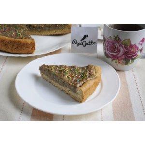 Простий і швидкий пиріг до чаю
