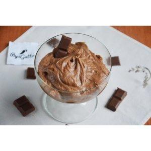 Шоколадний крем для торта