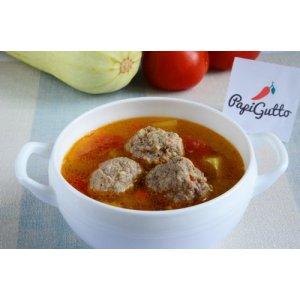 Суп із кабачків