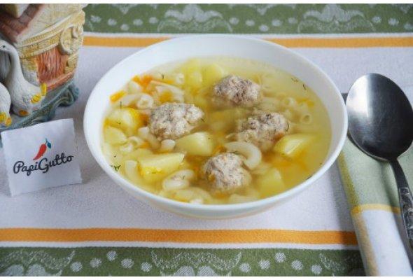 рецепт фрикаделек из говяжьего фарша для супа чтобы они не развалились