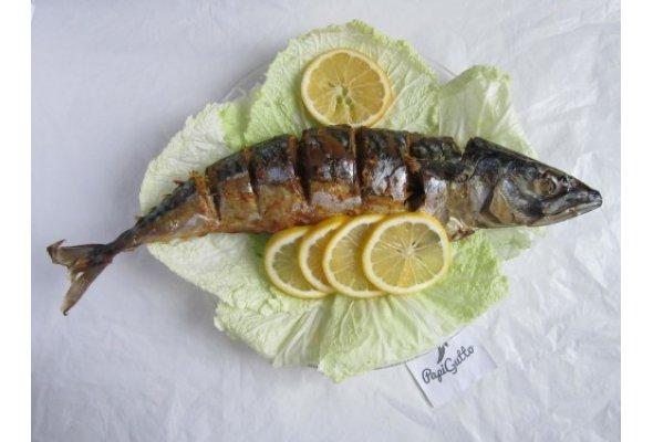 Запечена риба в духовці
