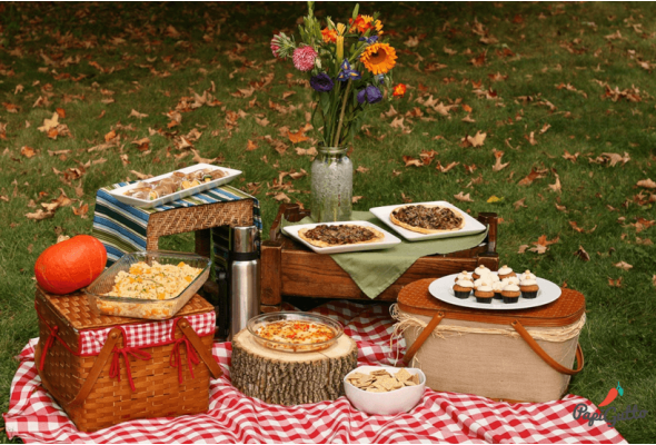 Все на пикник! Вкуснейшие рецепты для вас