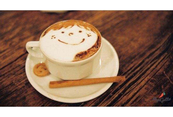 Капучино – кава чи поезія?