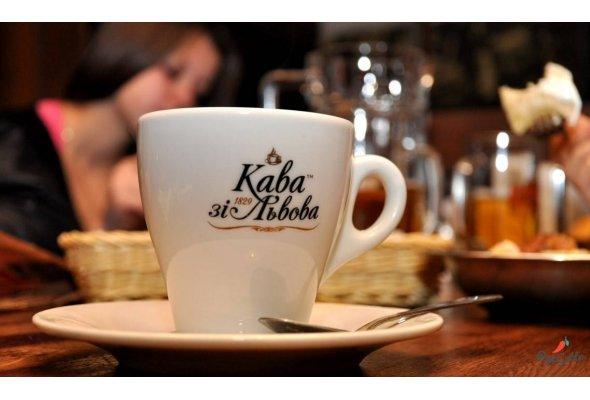 «Кава зі Львова» – історія однієї кави