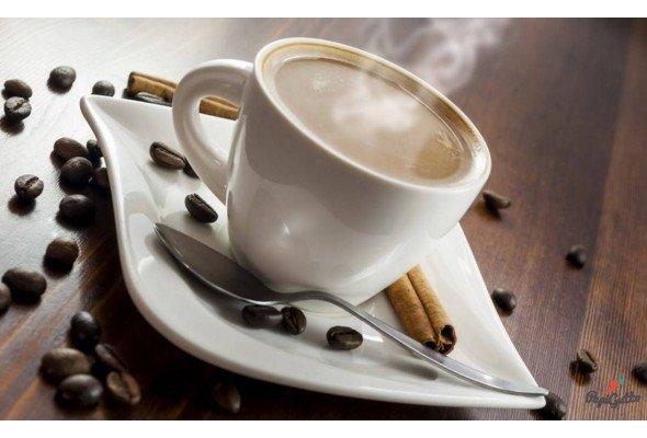 Кофе с молоком — польза, вред и калорийность