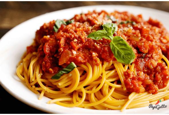 Рецепт вкусной пасты для спагетти