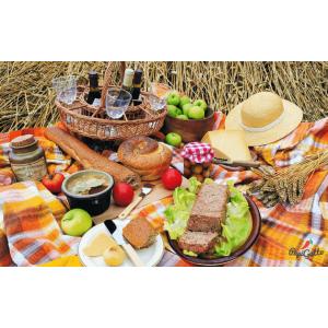 Топ-9 блюд с фото, которые идеально подойдут для пикника