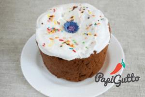 Панеттоне – праздничный десерт 17