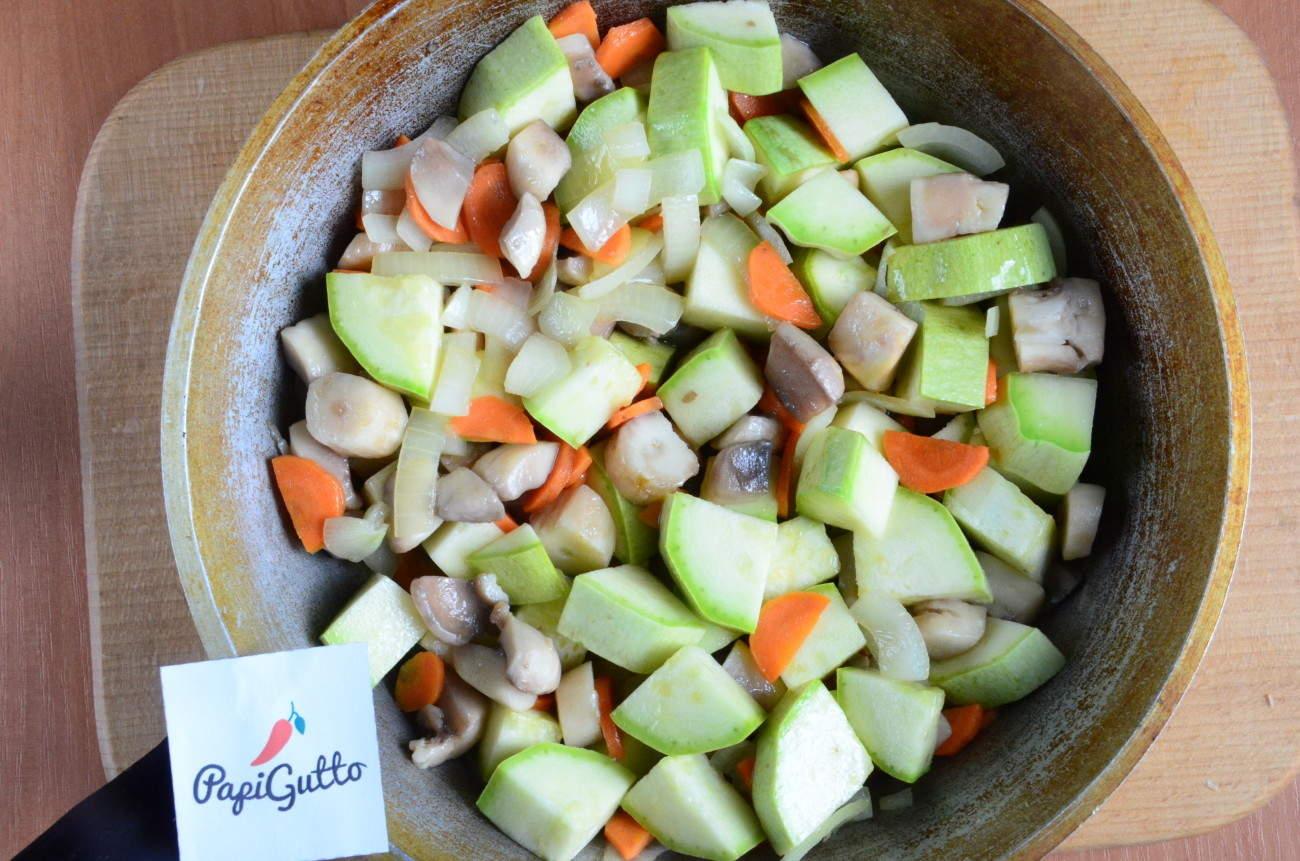 Рагу из кабачков рецепты пошагово