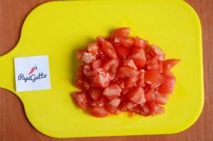 Тушеная капуста с мясом и грибами 8