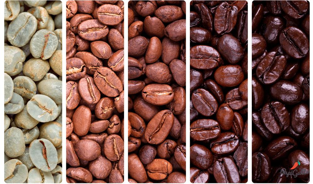 Основные способы обжарки кофе