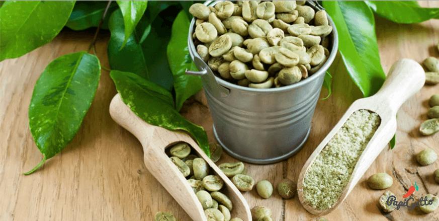 рецепт зеленого кофе для похудения