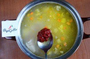 Рисовый суп 12