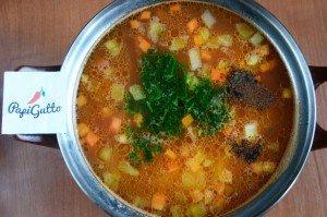 Рисовый суп 13