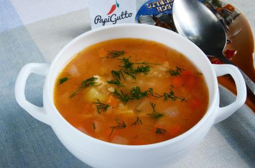 Рисовий суп