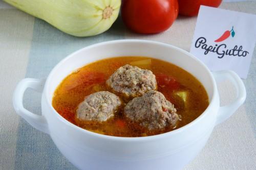 Рецепт: суп із кабачків