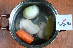 Гороховый суп 3