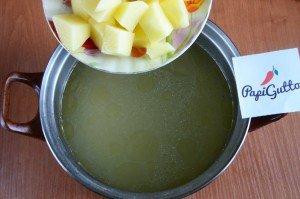 Гороховый суп 11