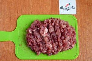 Люля-кебаб из свинины с сыром 2