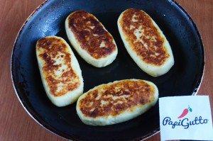 Картофельники (картофельные зразы) 12