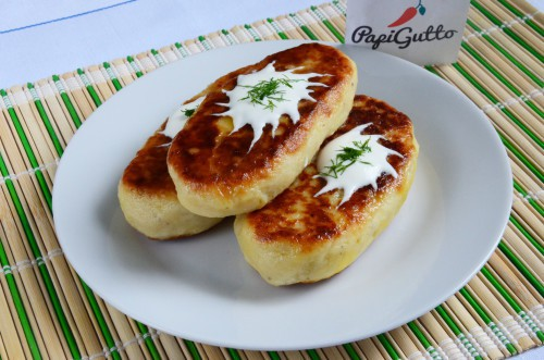 Картофельники (картофельные зразы)