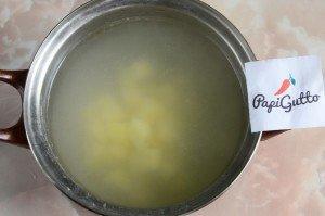 Куриный суп с домашней лапшой 10