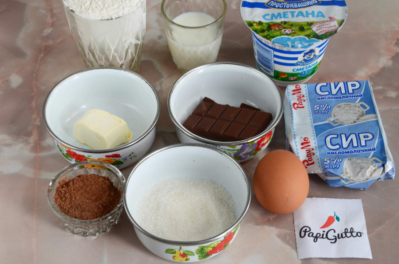 Рецепт простых маффинов без молока