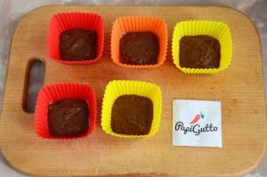 Шоколадные маффины 8