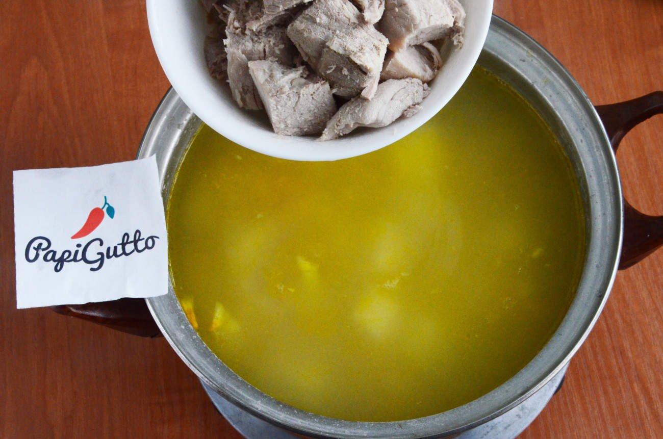 Классический рецепт рассольника с перловкой пошаговый рецепт